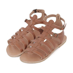 Shoes - Greek Leather Sandals 'Calliope'